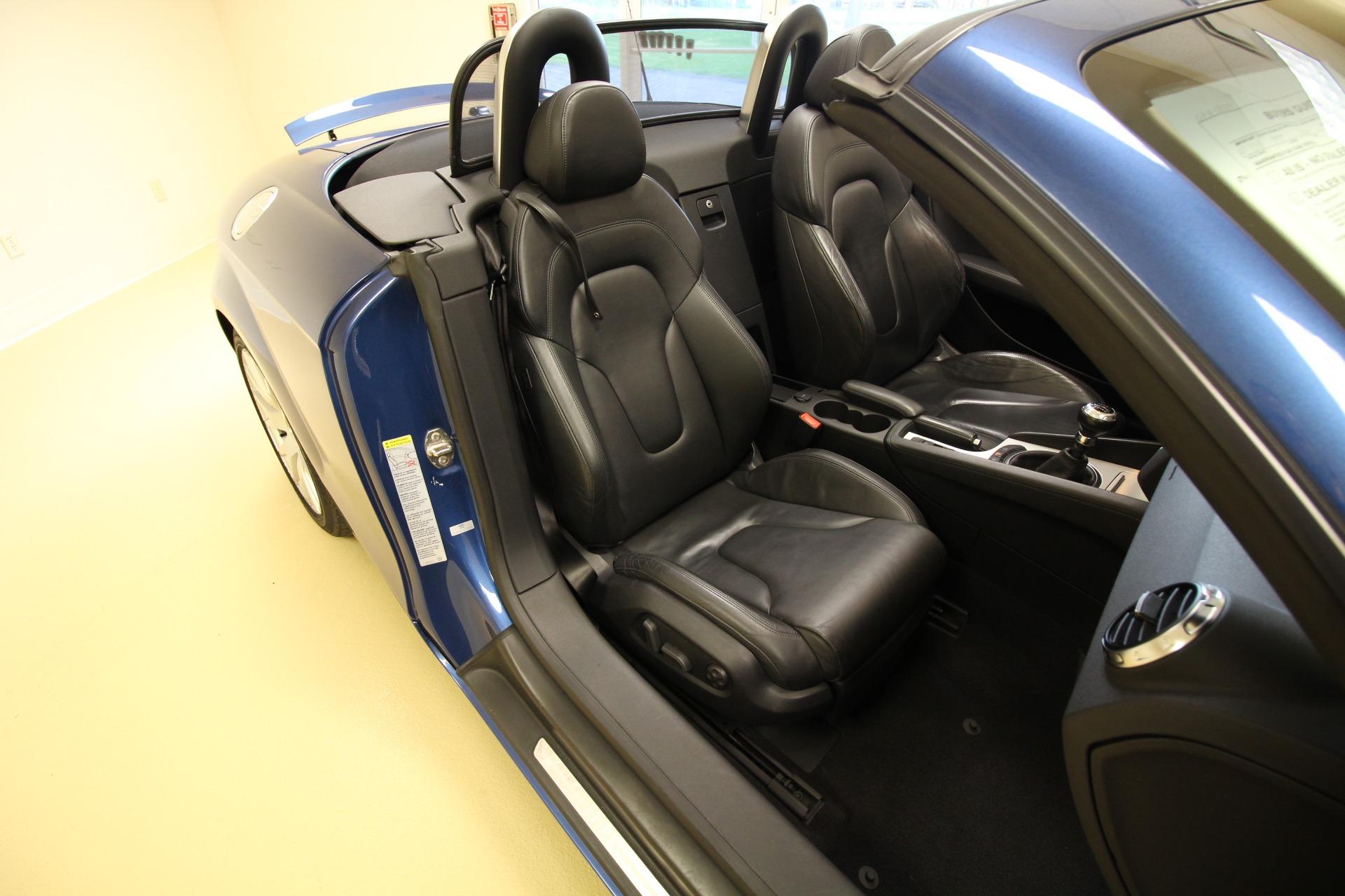Used 2008 Audi TT 3.2 Roadster quattro | Albany, NY