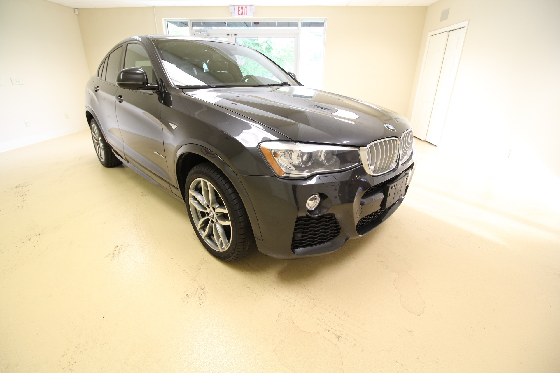 2015 bmw x4 xdrive28i m sport stock 18093 for sale near albany ny ny bmw dealer for sale in. Black Bedroom Furniture Sets. Home Design Ideas
