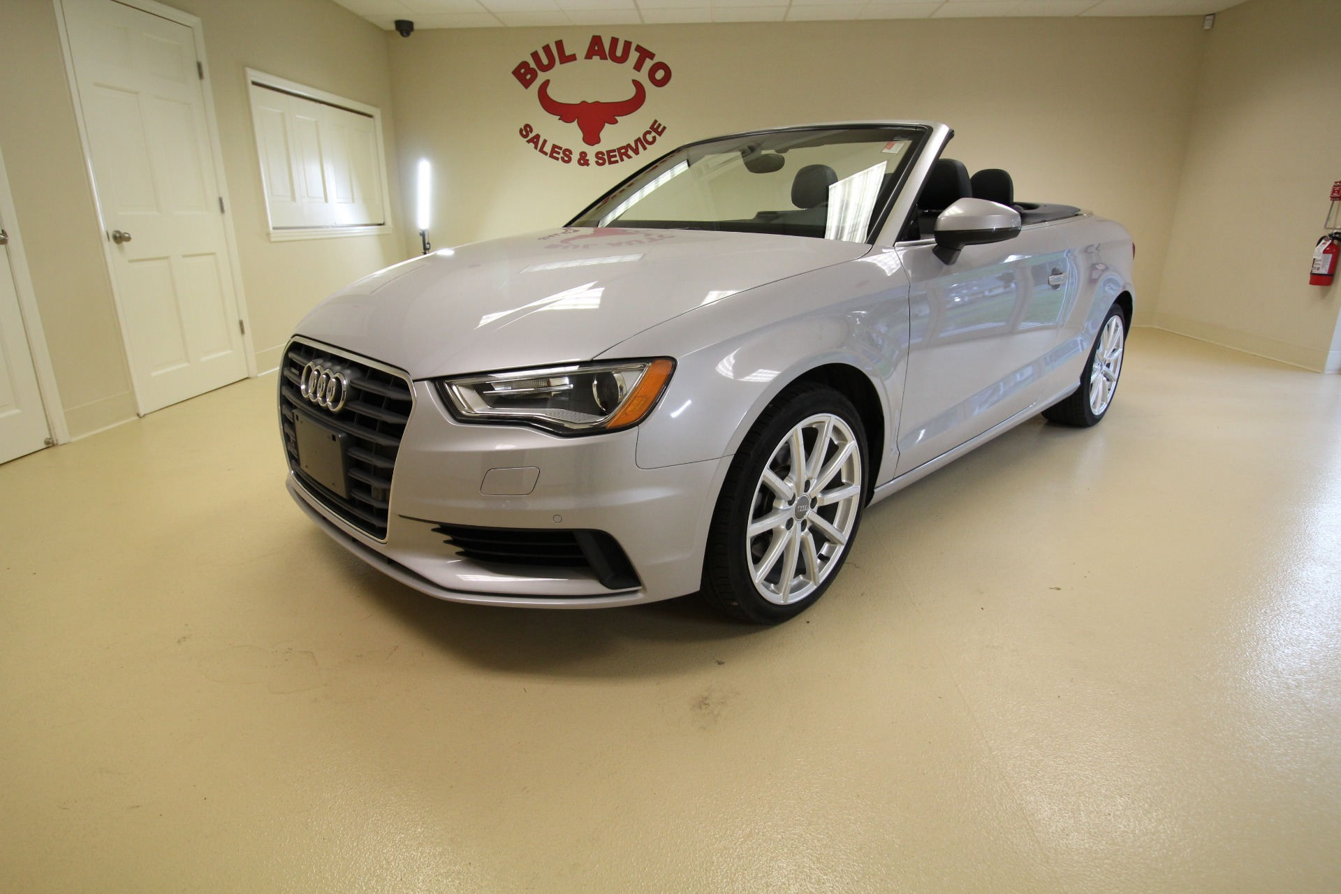 Used 2015 Audi A3 2.0T Premium Cabriolet quattro S tronic | Albany, NY
