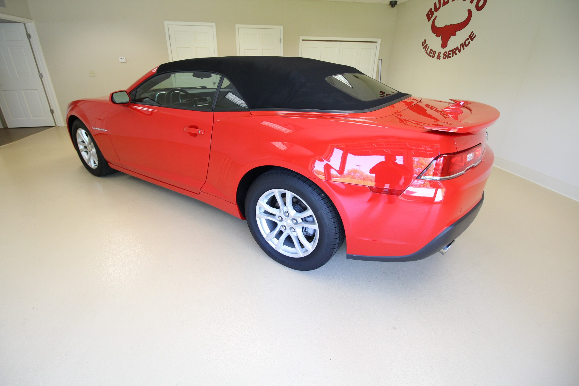 2014 Chevrolet Camaro Convertible 1lt Stock 18103 For