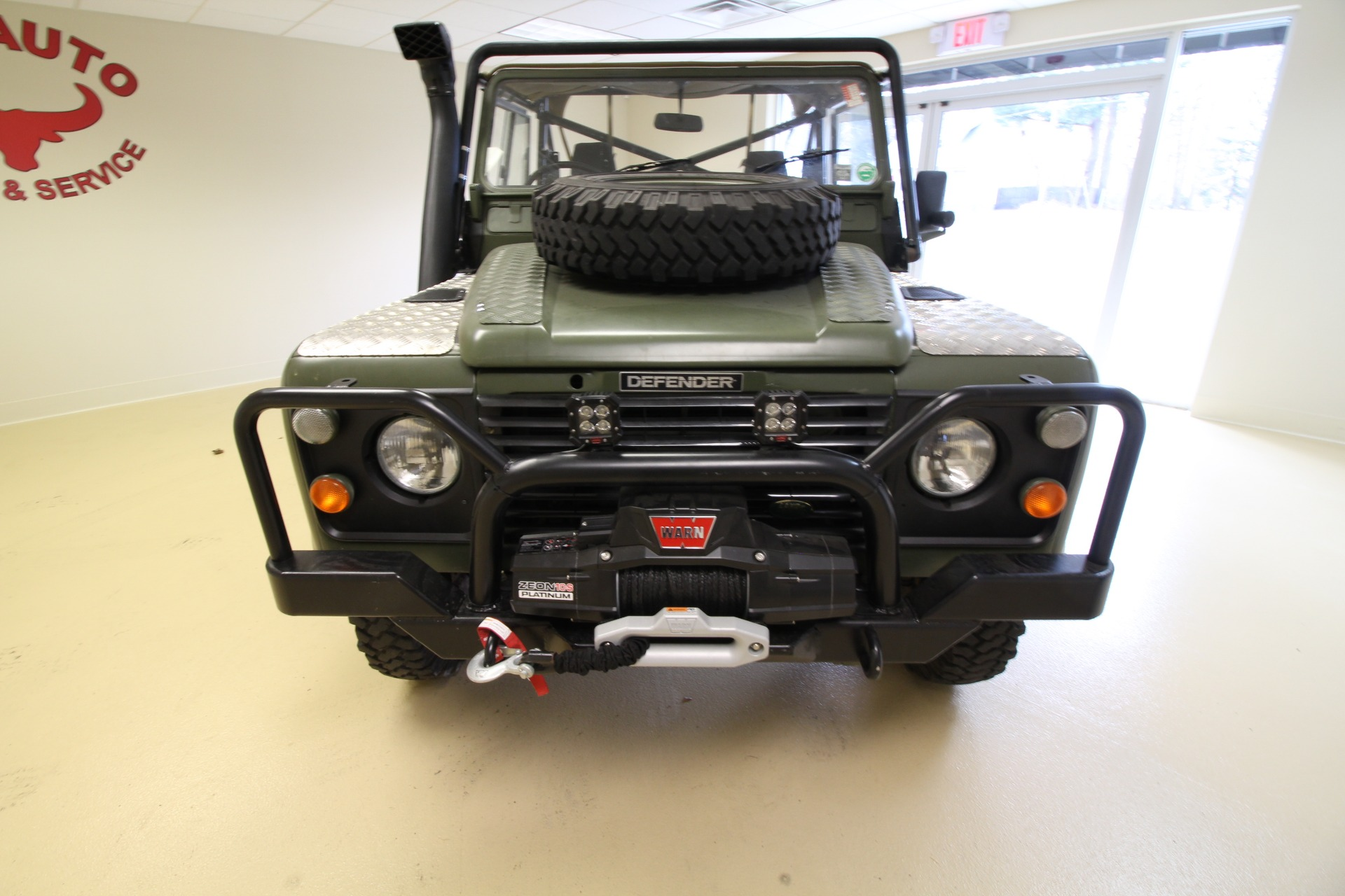 Used 1986 Land Rover Defender D110 110 military | Albany, NY