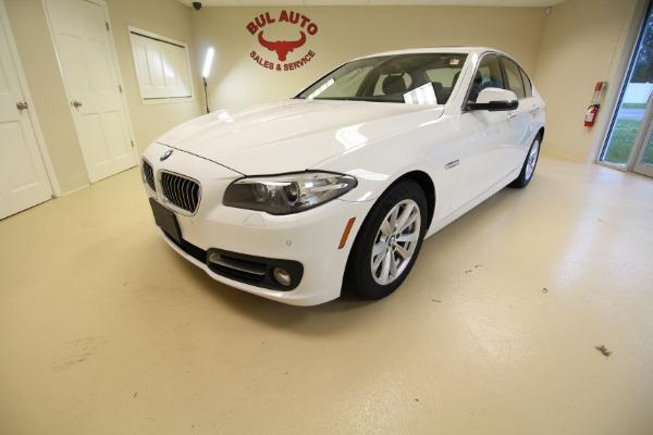Used 2015 BMW 5-Series-Albany, NY