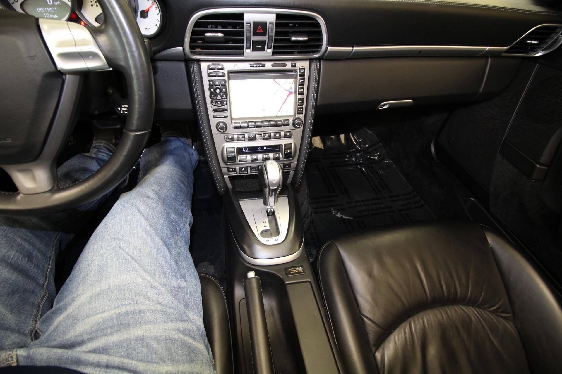 Used 2008 Porsche 911 Turbo Cabriolet | Albany, NY