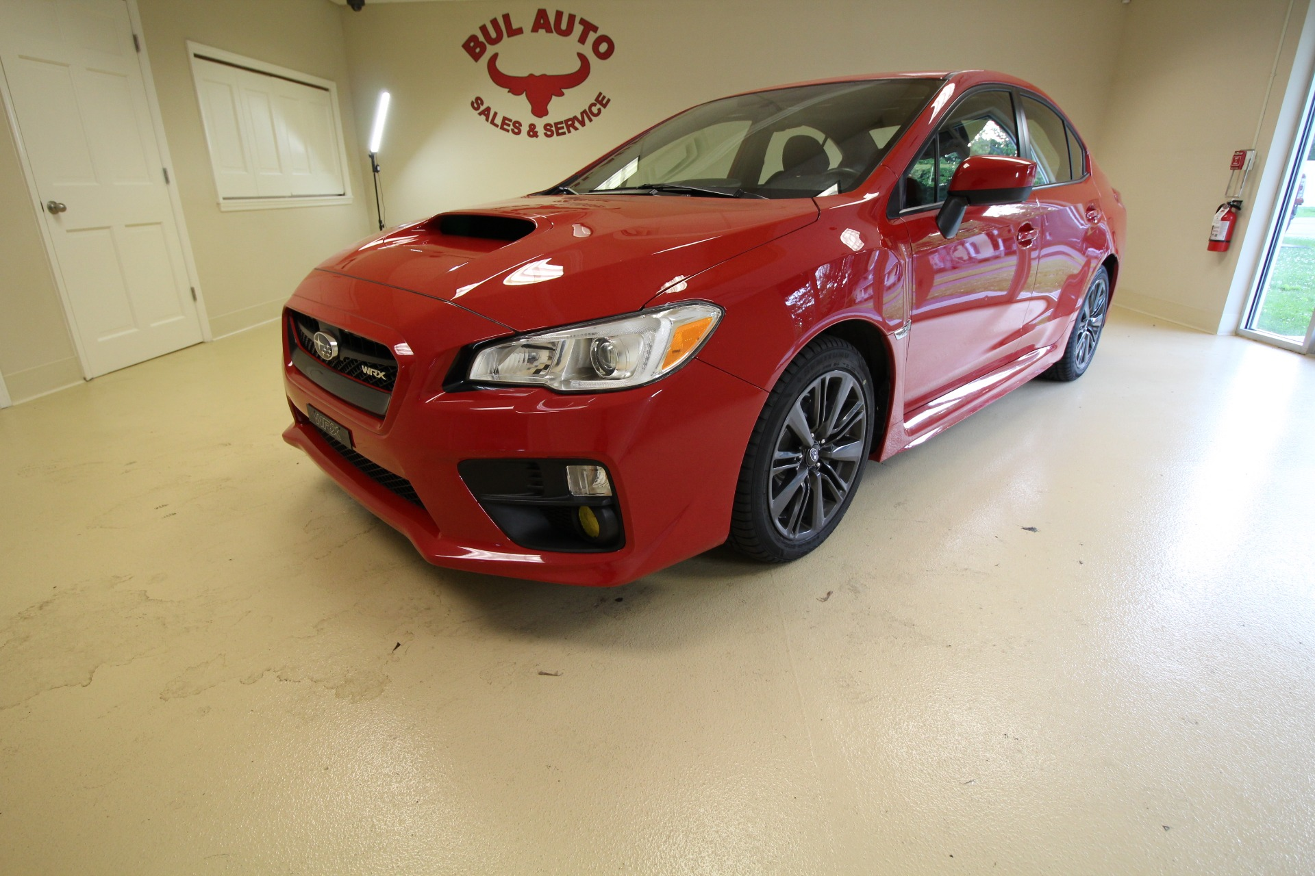 2015 Subaru Wrx Premium 4 Door Stock 18118 For Sale Near Albany