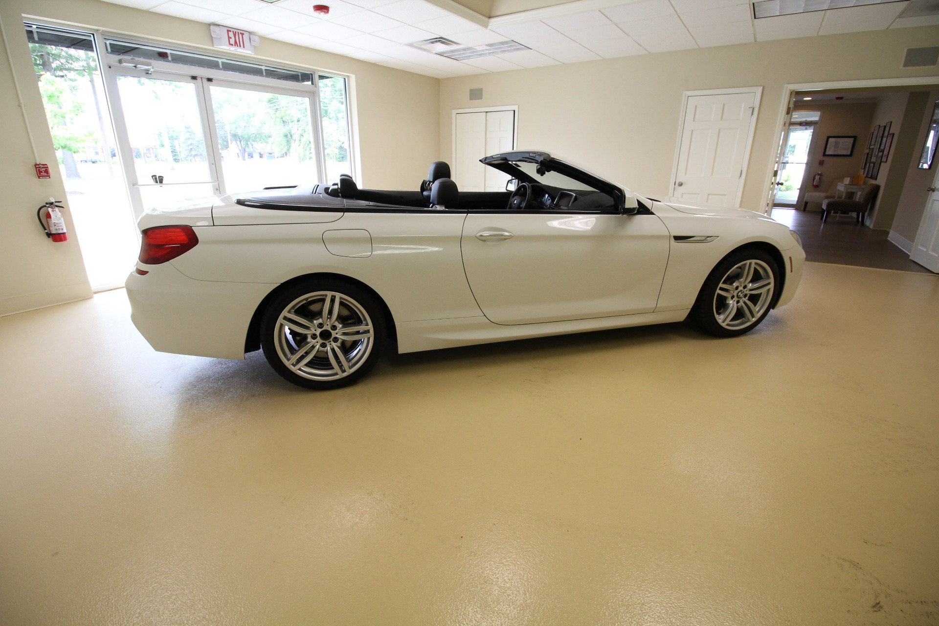 Used 2014 BMW 6-Series 640xi Convertible | Albany, NY