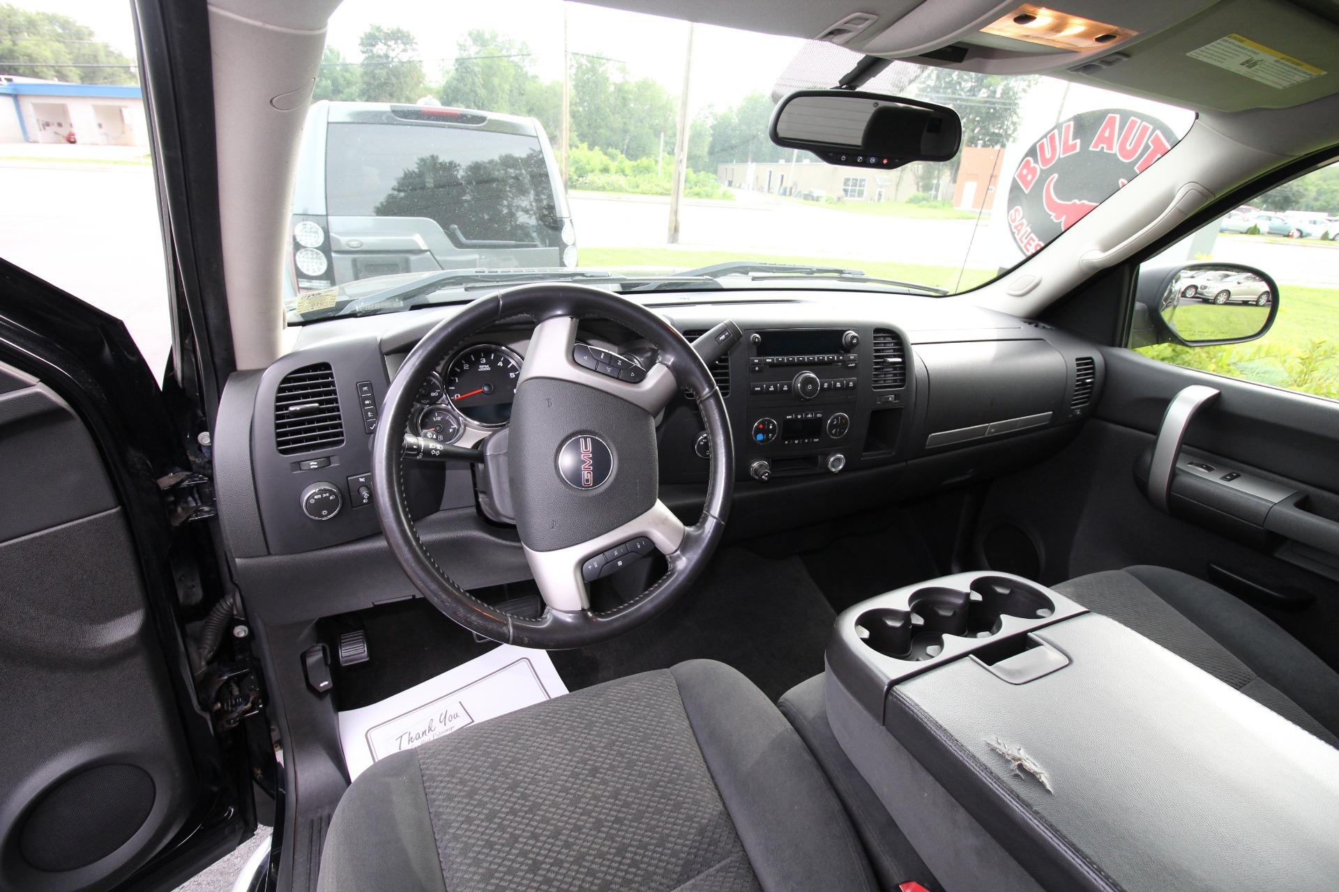 Used 2008 GMC Sierra 1500 SLE1 Ext. Cab 4WD | Albany, NY