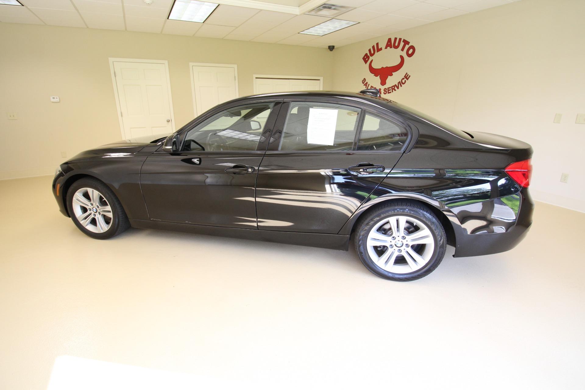 Used 2016 BMW 3-Series 328i xDrive SPORTLINE PACKAGE SEDAN | Albany, NY