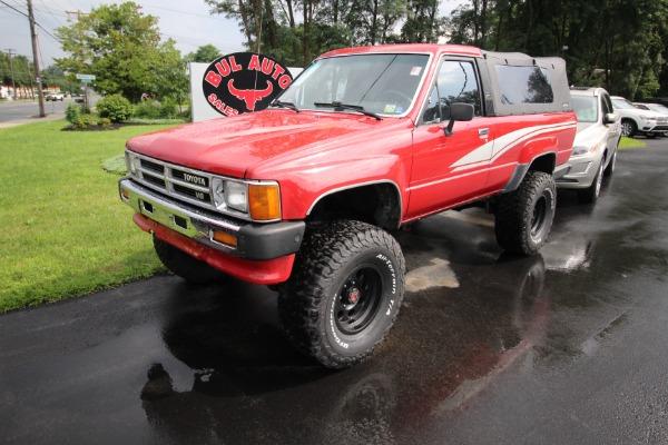 Used 1989 Toyota 4Runner-Albany, NY