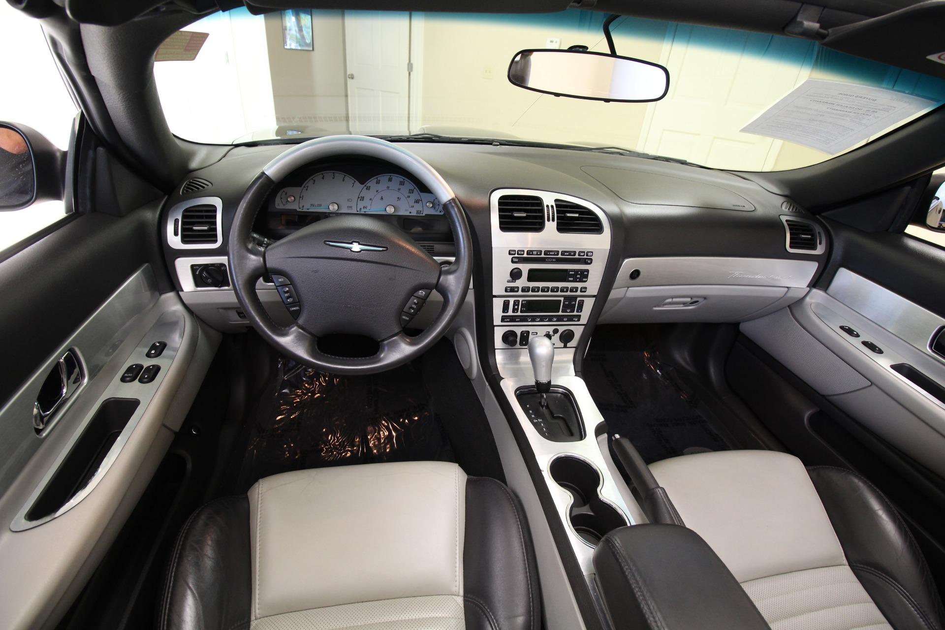 Used 2002 Ford Thunderbird Neiman Marcus | Albany, NY