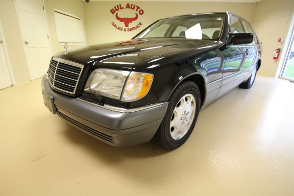 Used 1995 Mercedes-Benz S-Class-Albany, NY