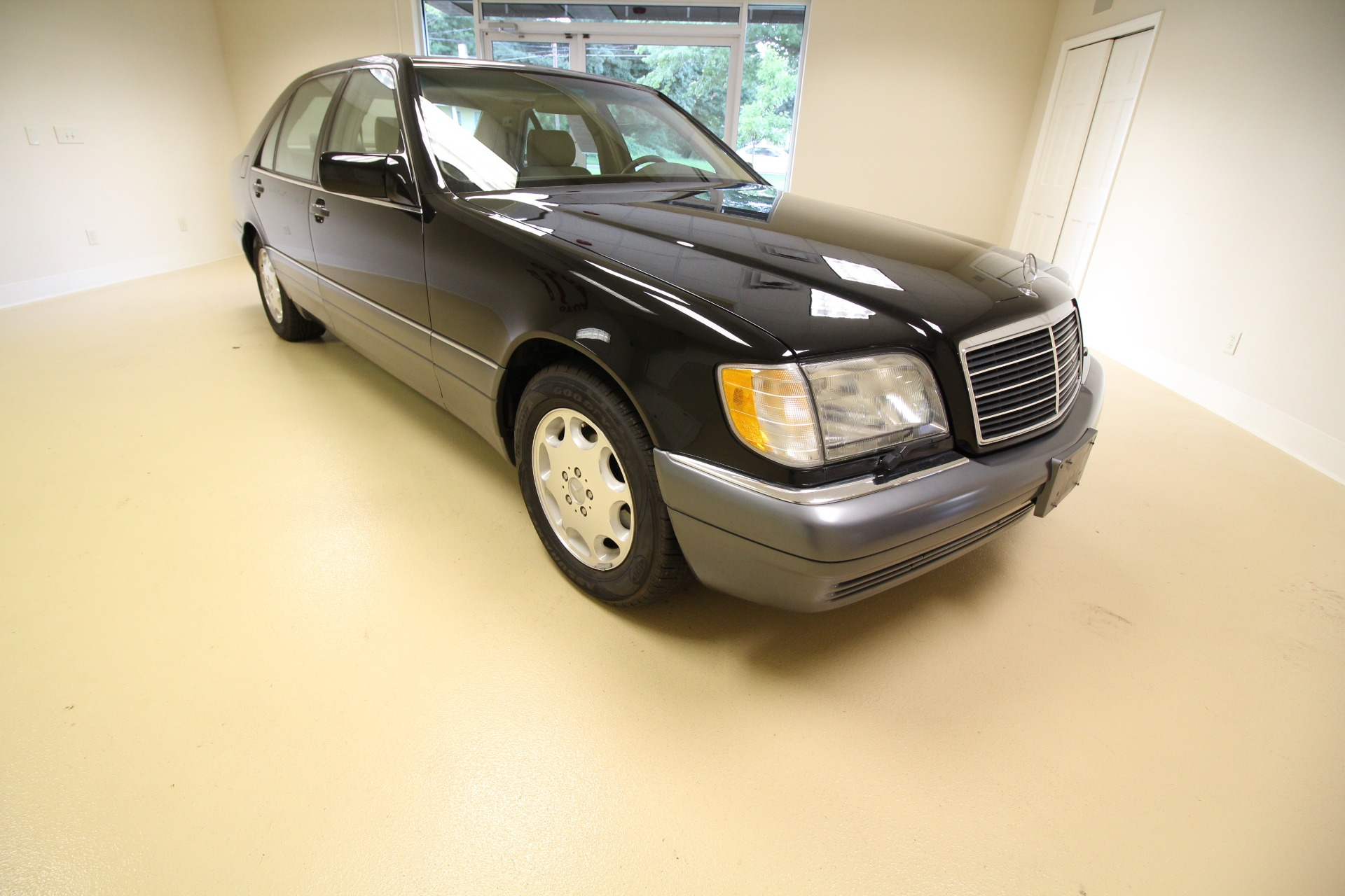 Used 1995 Mercedes-Benz S-Class S320 Sedan 1 OWNERALL ORIGINALLIKE NEW | Albany, NY