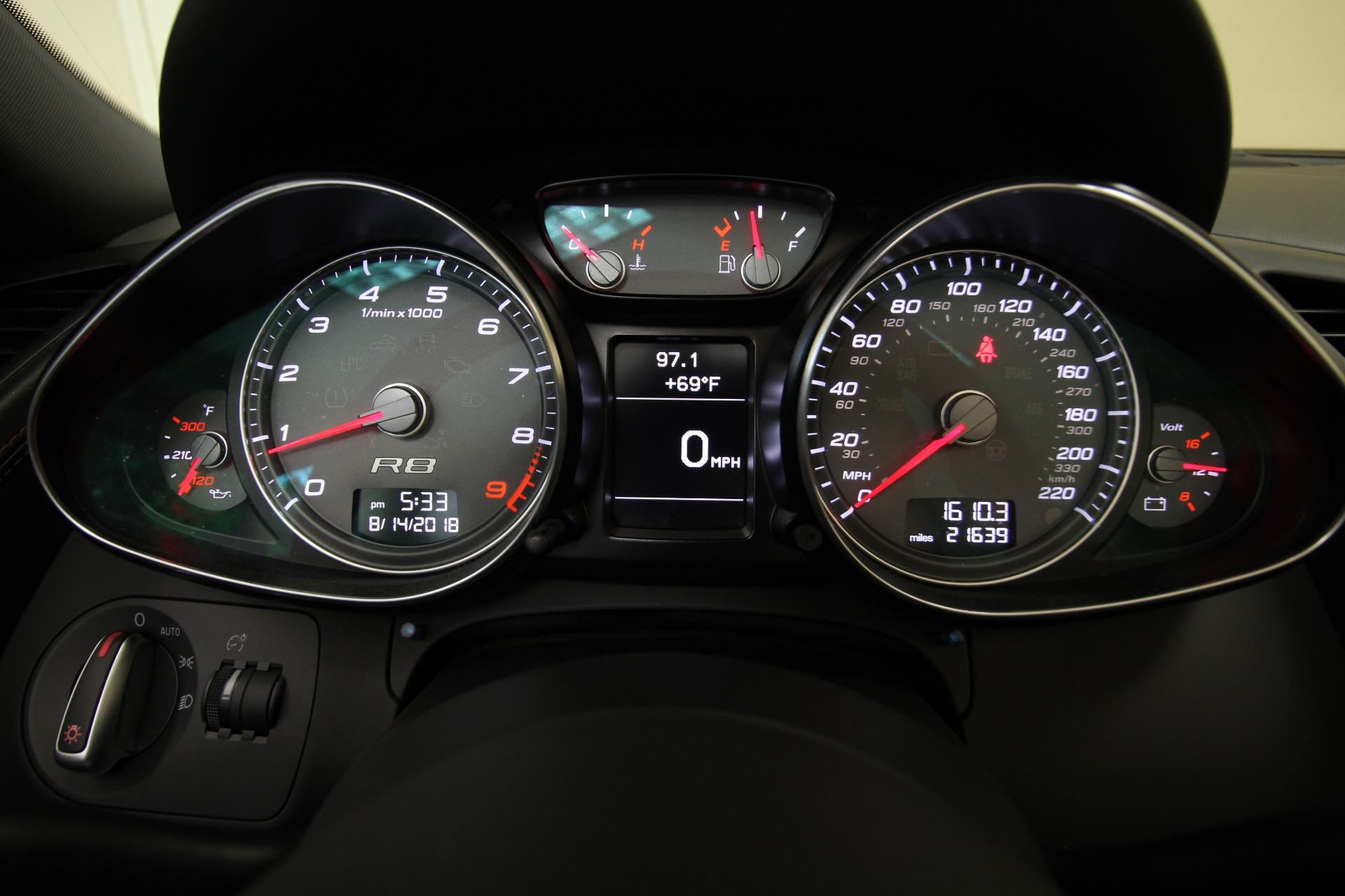 Used 2012 Audi R8 4.2 Spyder quattro | Albany, NY