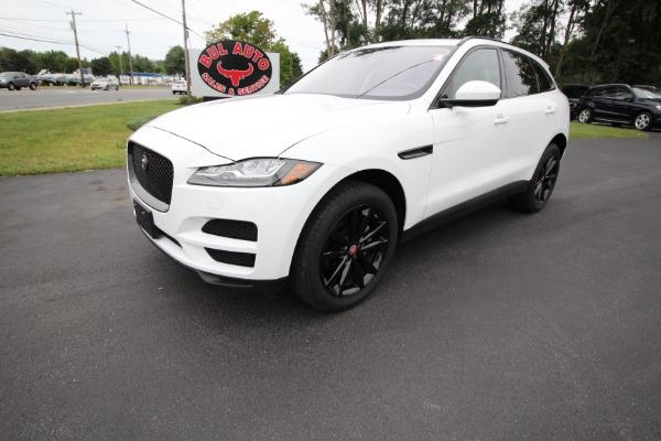 Used 2018 Jaguar F-Pace-Albany, NY