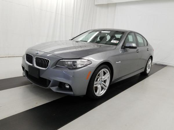 Used 2016 BMW 5-Series-Albany, NY