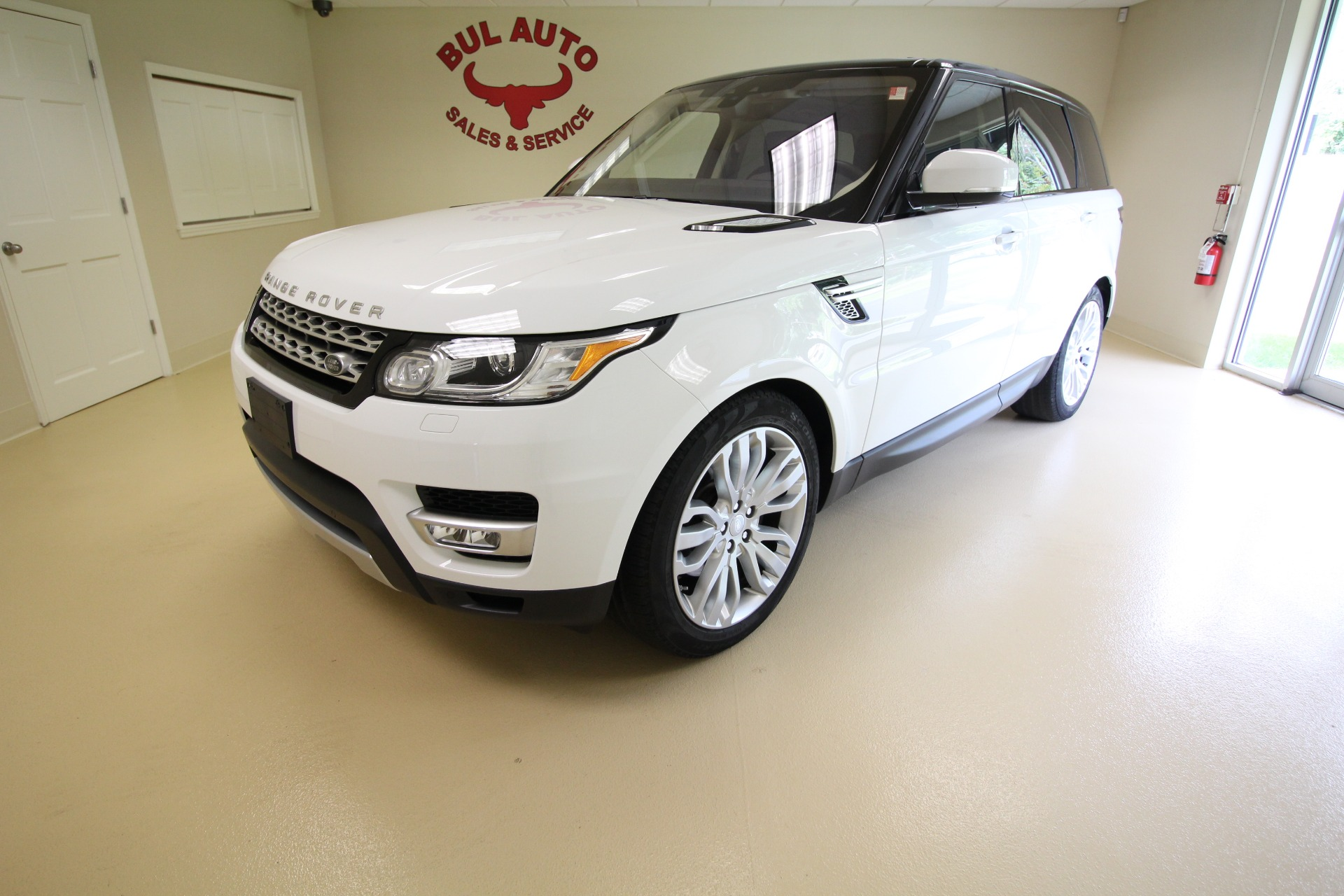 2017 Land Rover Range Sport Hse Stock 18197 For Sale Near Heated Windshield Wiring Used Albany Ny