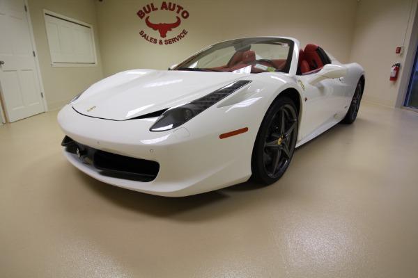 Used 2014 Ferrari 458-Albany, NY