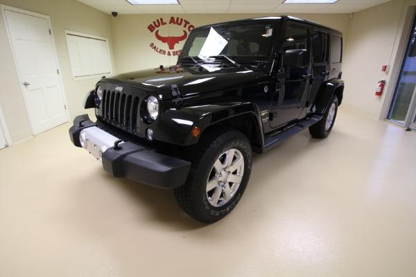 Used 2015 Jeep Wrangler-Albany, NY