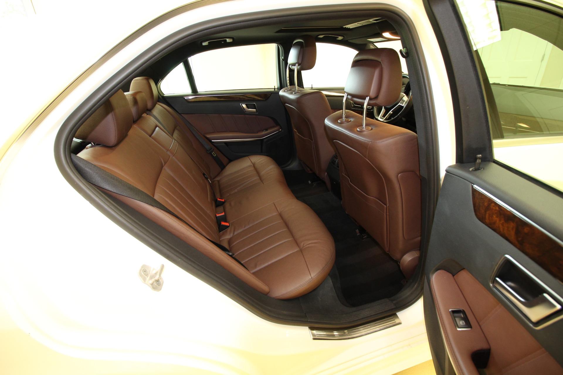 Used 2014 Mercedes-Benz E-Class E350 4MATIC Sedan | Albany, NY