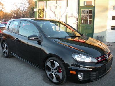 2011 Volkswagen GTI 2 DOOR HATCHBACK
