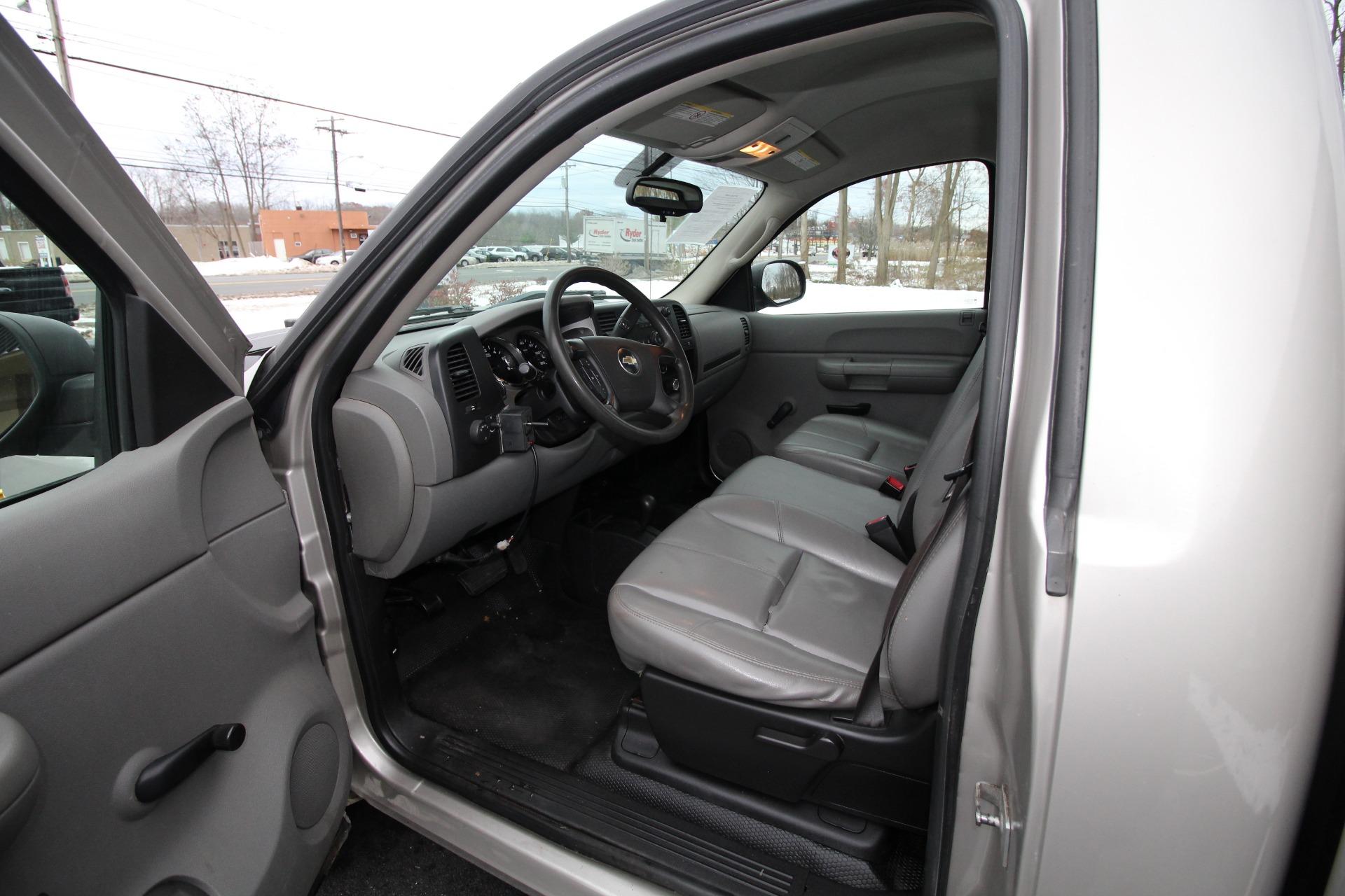 Used 2007 Chevrolet Silverado 2500HD Work Truck 4WD | Albany, NY