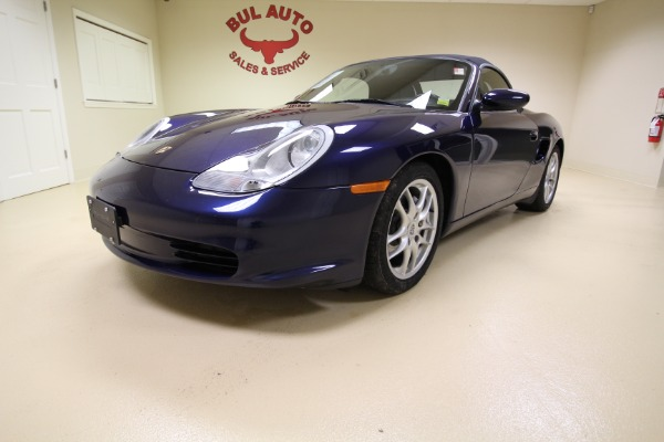 Used 2004 Porsche Boxster-Albany, NY