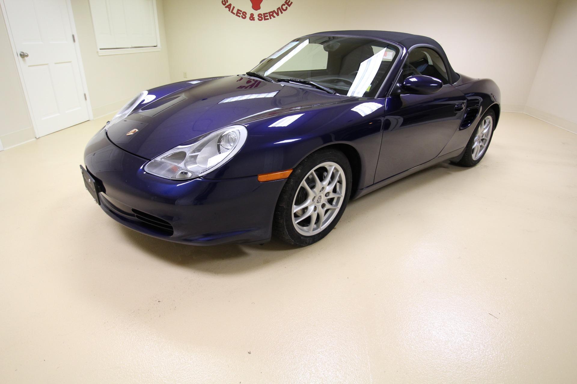 Used 2004 Porsche Boxster Base | Albany, NY
