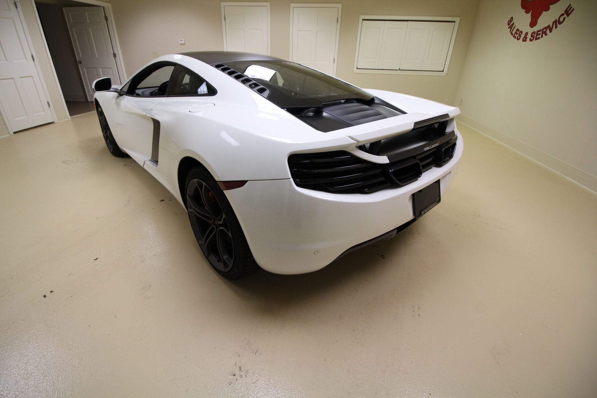 Used 2012 McLaren MP4-12C Base | Albany, NY