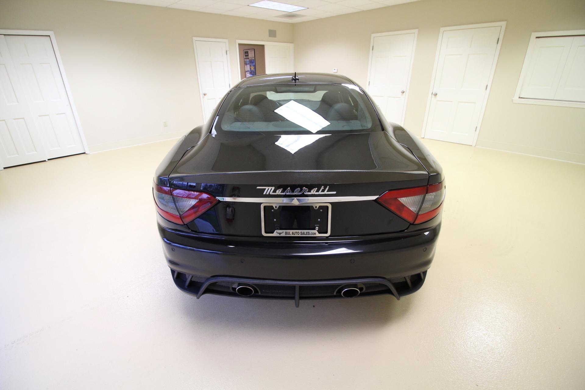 Used 2013 Maserati GranTurismo MC STRADALE | Albany, NY