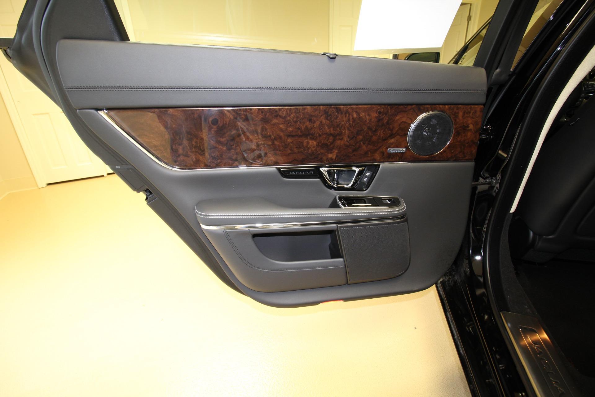 Used 2016 Jaguar XJ-Series XJL Portfolio AWD | Albany, NY