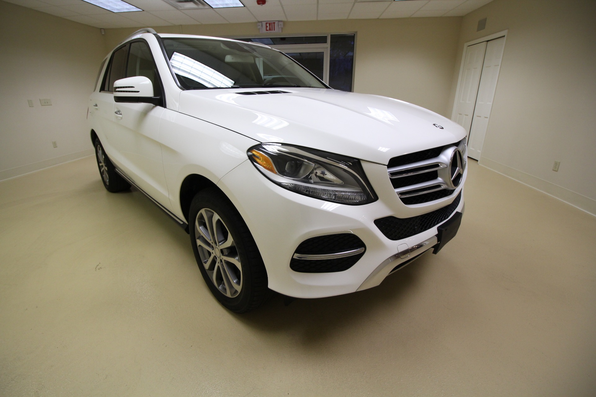 Used 2016 Mercedes-Benz GLE-Class GLE350 4MATIC | Albany, NY