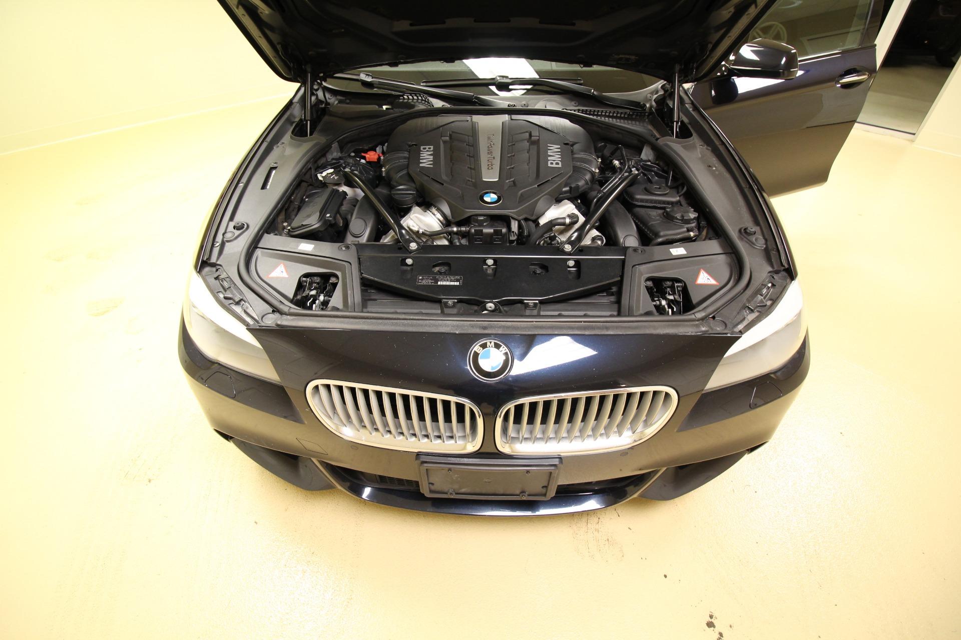 Used 2013 BMW 5-Series 550i xDrive M-SPORT | Albany, NY