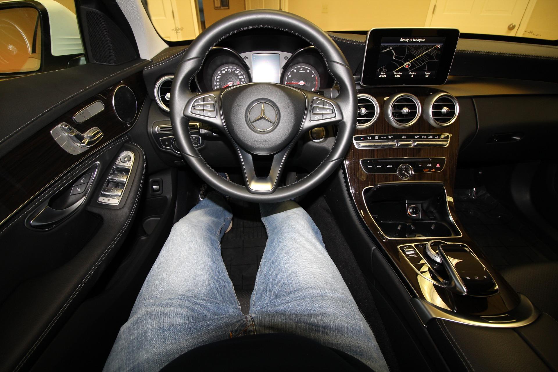 Used 2016 Mercedes-Benz C-Class C300 4MATIC Sedan | Albany, NY