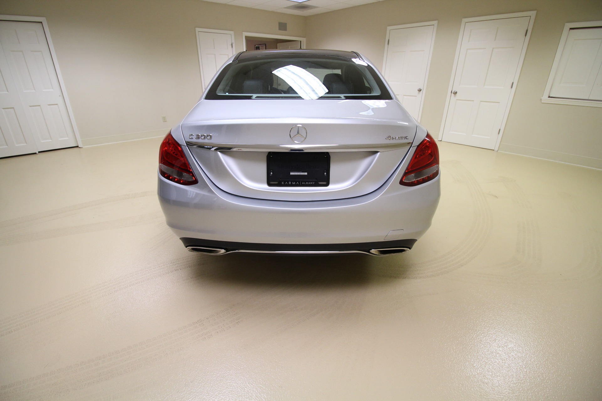Used 2016 Mercedes-Benz C-Class C300 4MATIC Sedan | Albany, NY