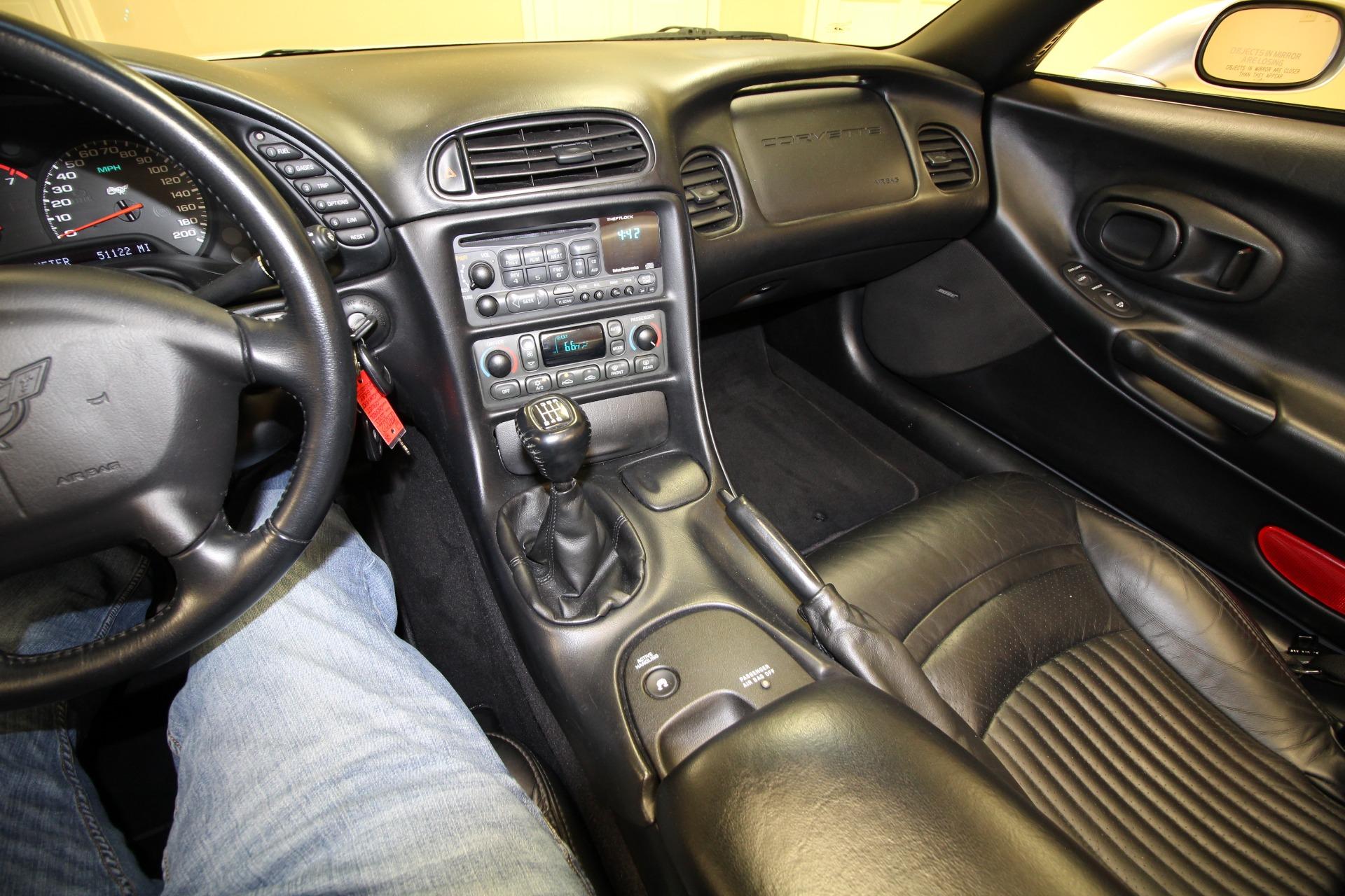 Used 2003 Chevrolet Corvette Convertible | Albany, NY