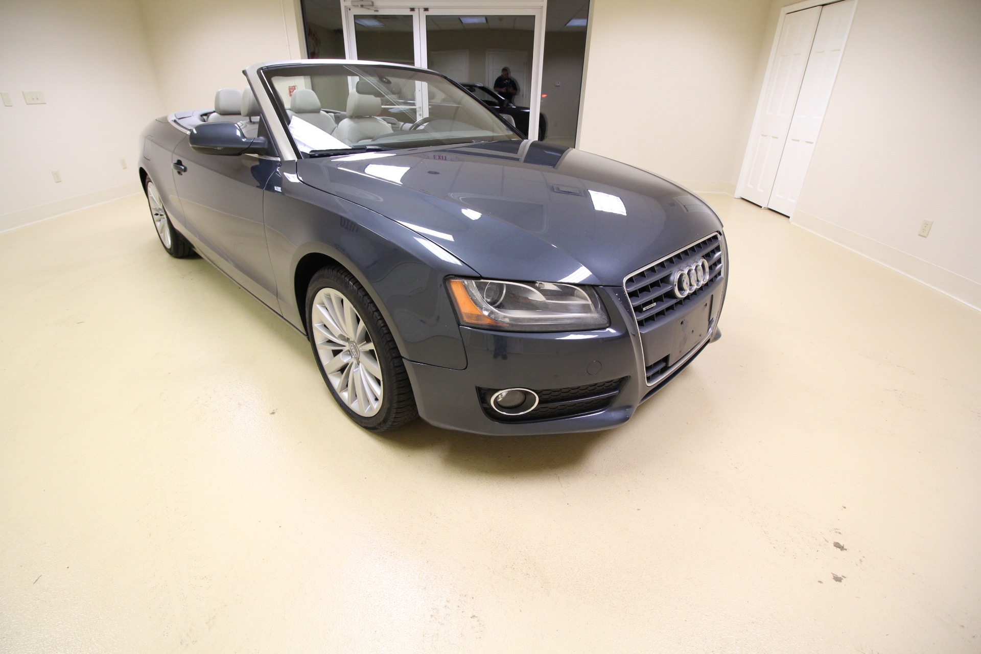 Used 2011 Audi A5 Cabriolet 2.0T quattro Tiptronic | Albany, NY