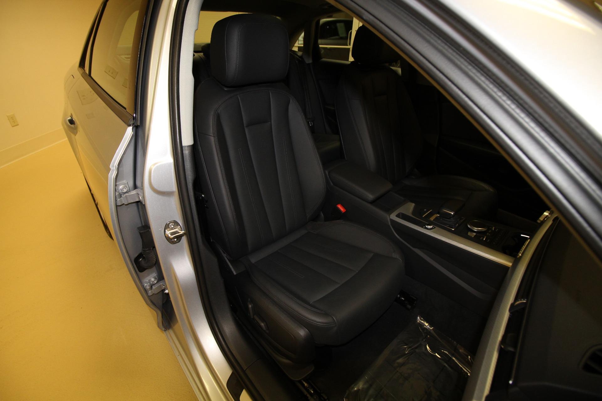 Used 2017 Audi A4 2.0T Premium quattro Sedan | Albany, NY