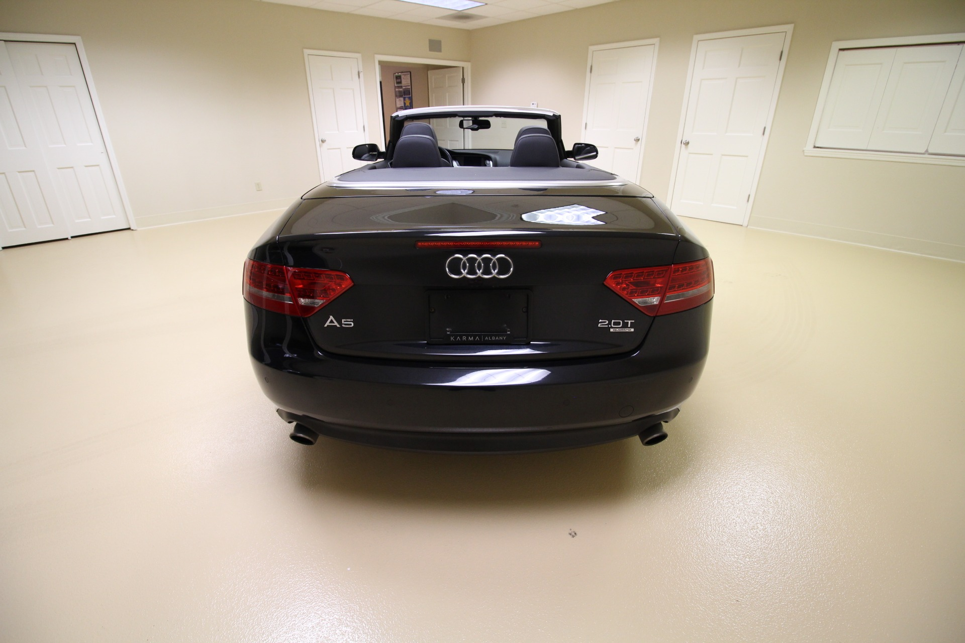 Used 2012 Audi A5 Cabriolet 2.0T quattro Tiptronic | Albany, NY
