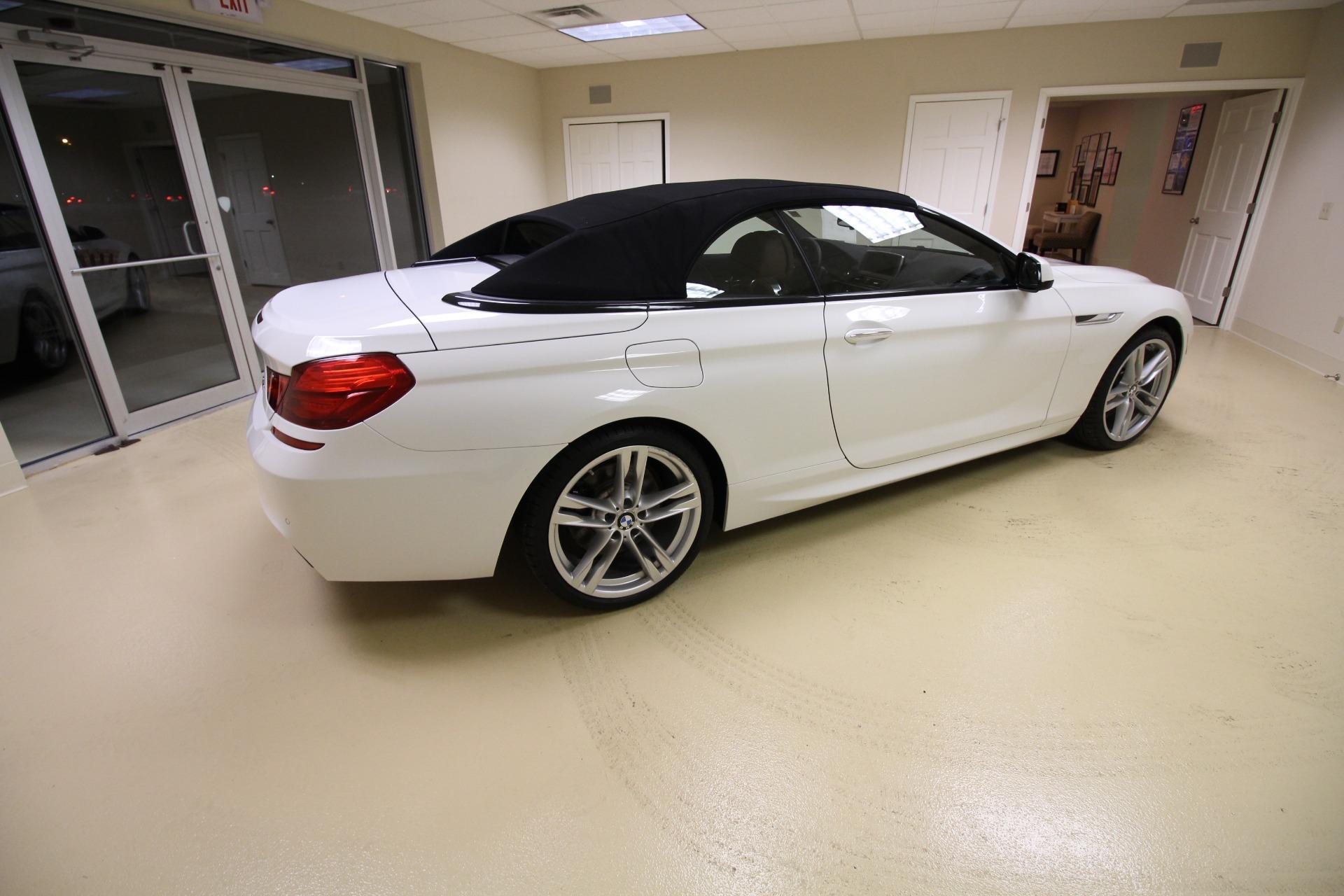 Used 2013 BMW 6-Series 650xi Convertible | Albany, NY
