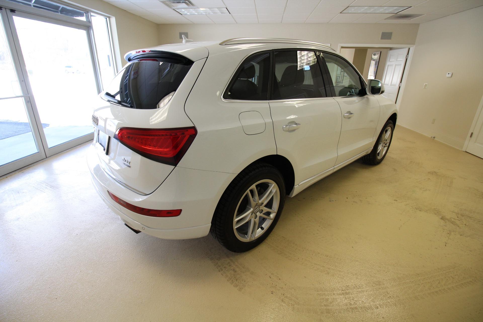 Used 2016 Audi Q5 2.0T Premium Plus quattro | Albany, NY