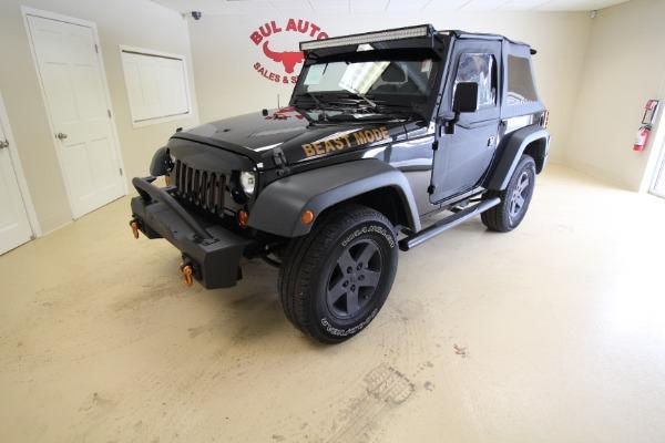 Used 2013 Jeep Wrangler-Albany, NY