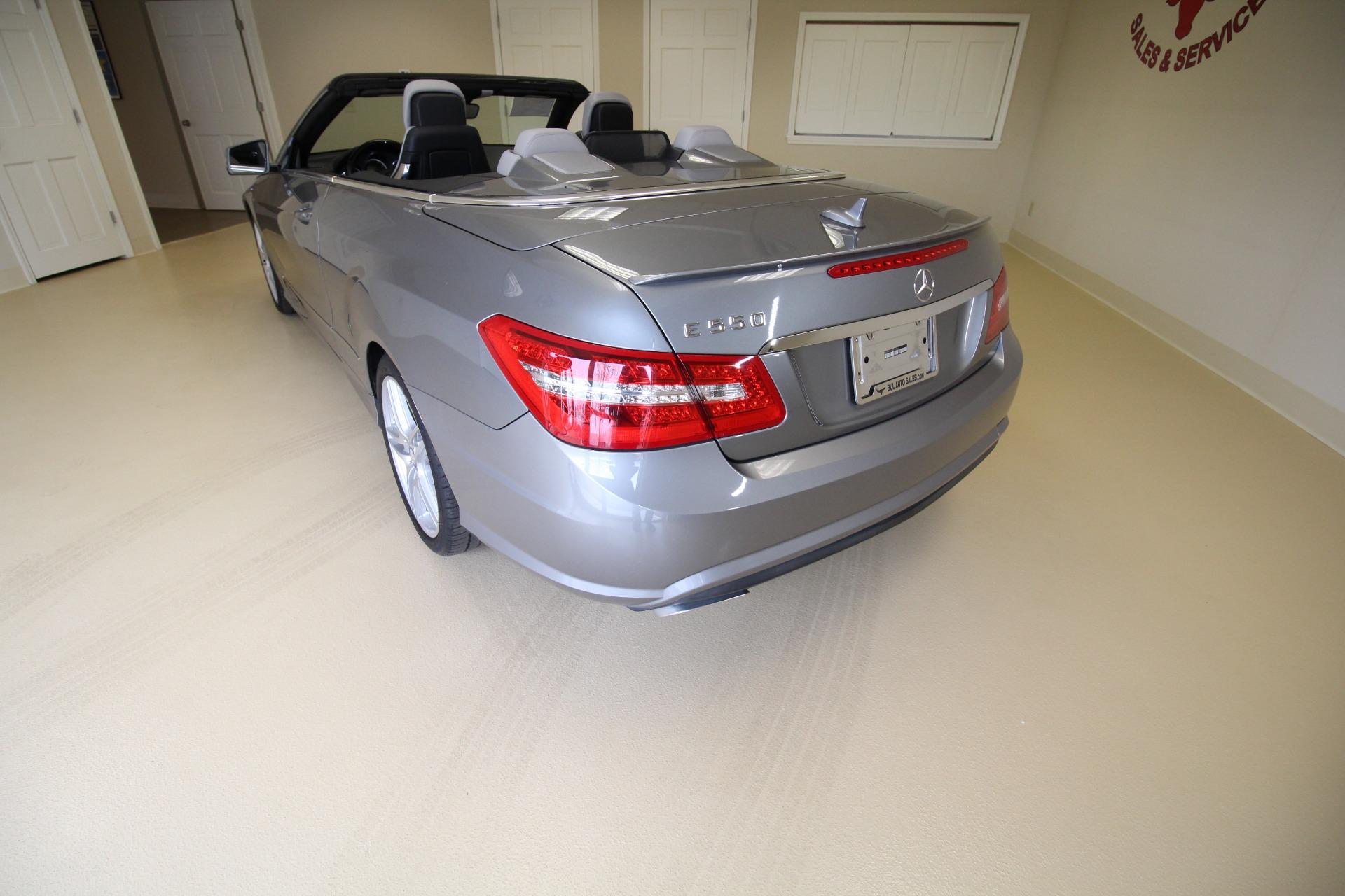 Used 2011 Mercedes-Benz E550 Convertible | Albany, NY