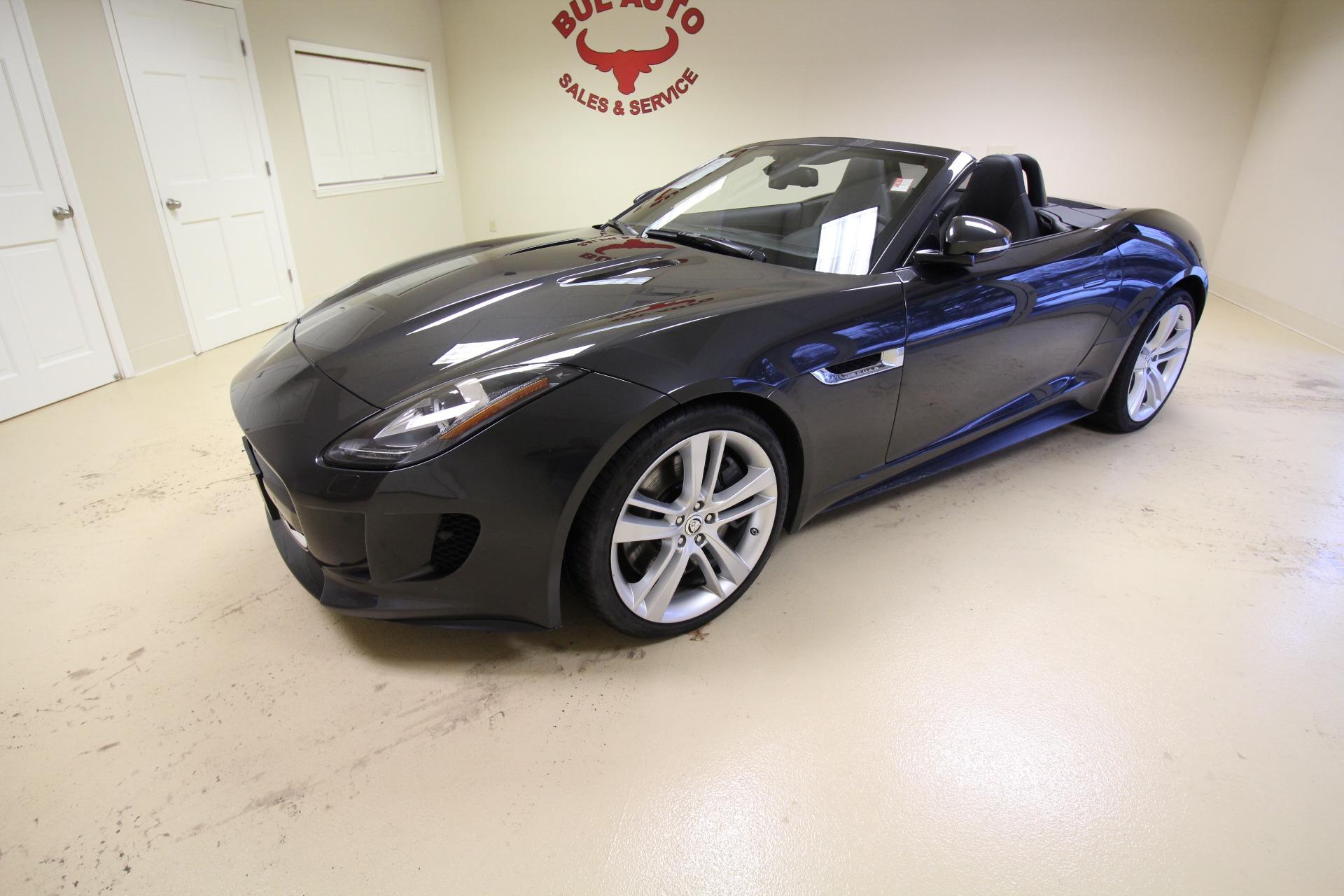 Used 2014 Jaguar F-Type V8 S | Albany, NY