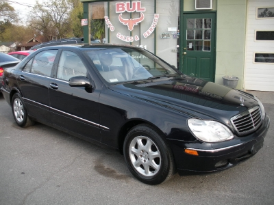 Used 2002 Mercedes-Benz S-Class-Albany, NY