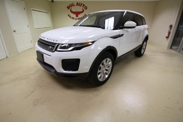 Used 2018 Land Rover Range Rover Evoque-Albany, NY