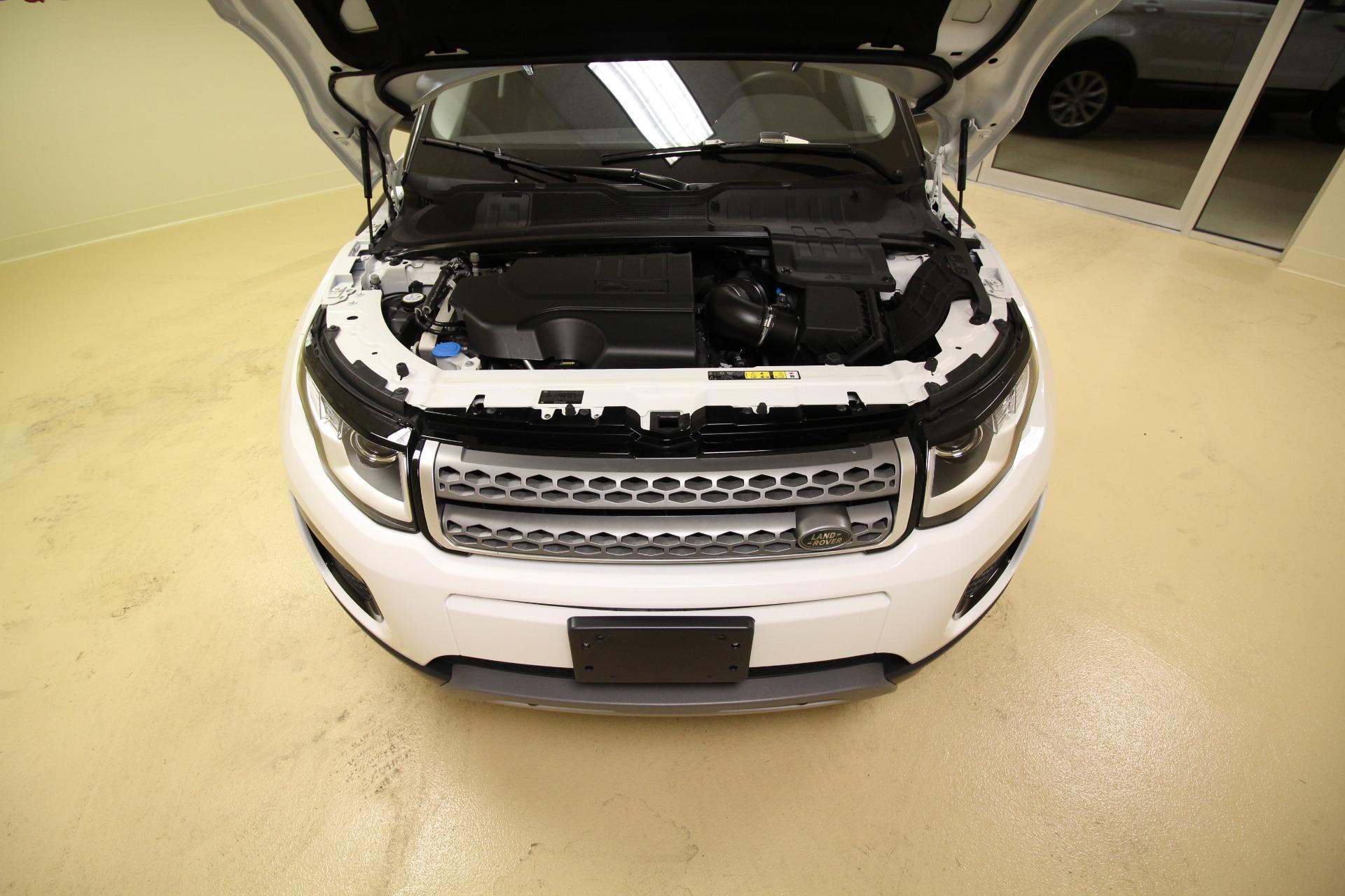 Used 2018 Land Rover Range Rover Evoque SE | Albany, NY