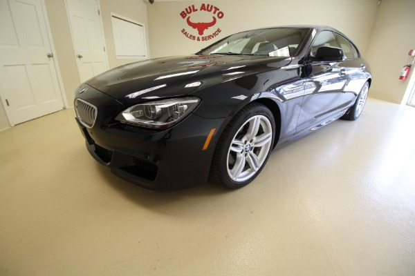 Used 2014 BMW 6-Series Gran Coupe-Albany, NY