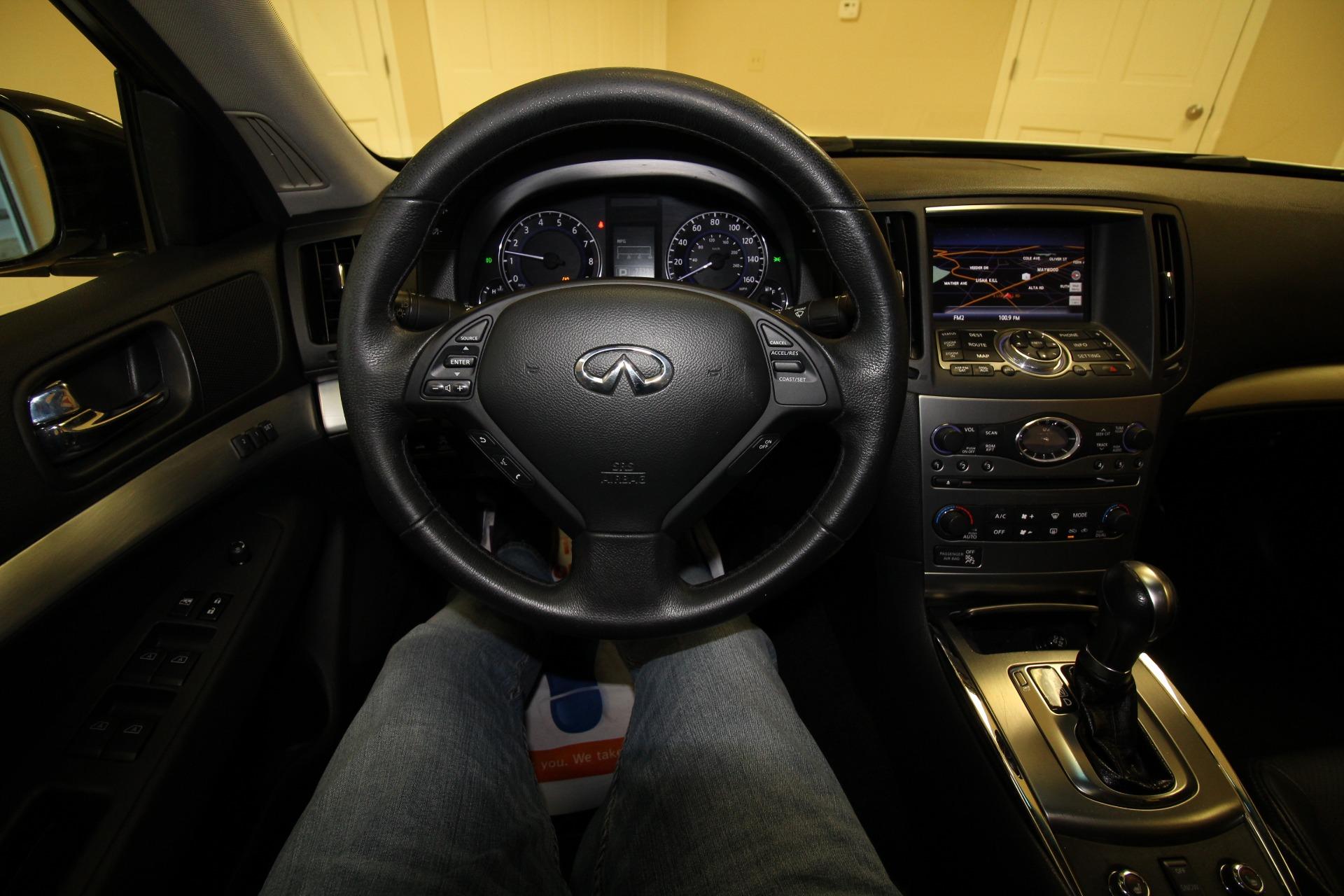 Used 2011 Infiniti G Sedan G37x AWD | Albany, NY