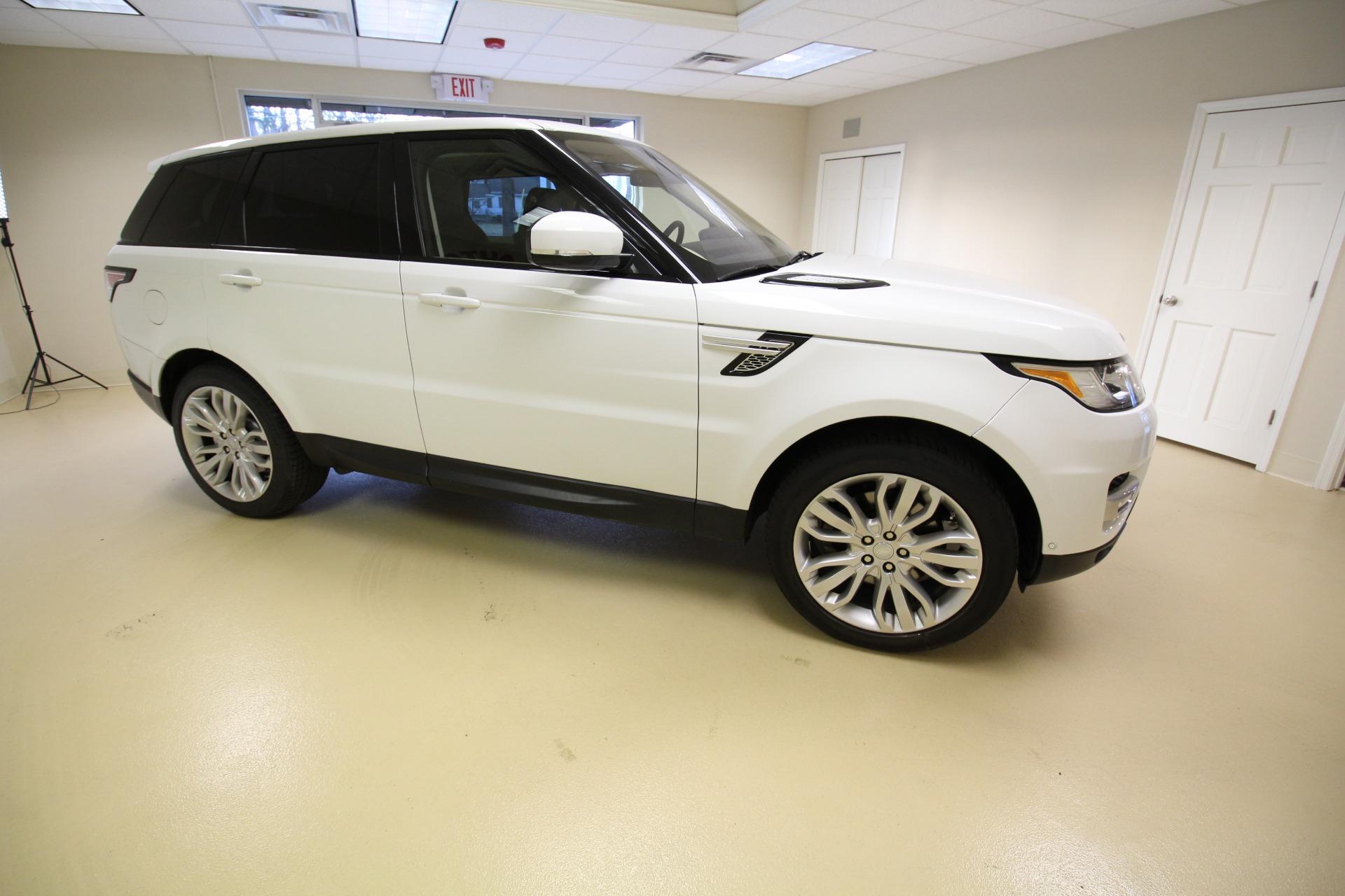 Used 2016 Land Rover Range Rover Sport HSE   Albany, NY