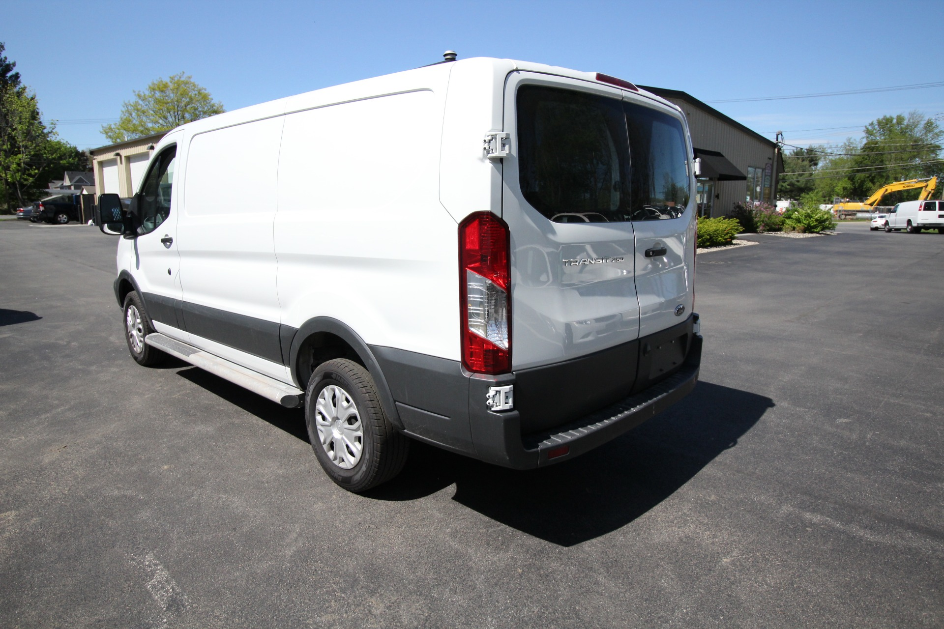 Used 2018 Ford Transit 250 Van Low Roof 60/40 Pass.130-in. WB | Albany, NY