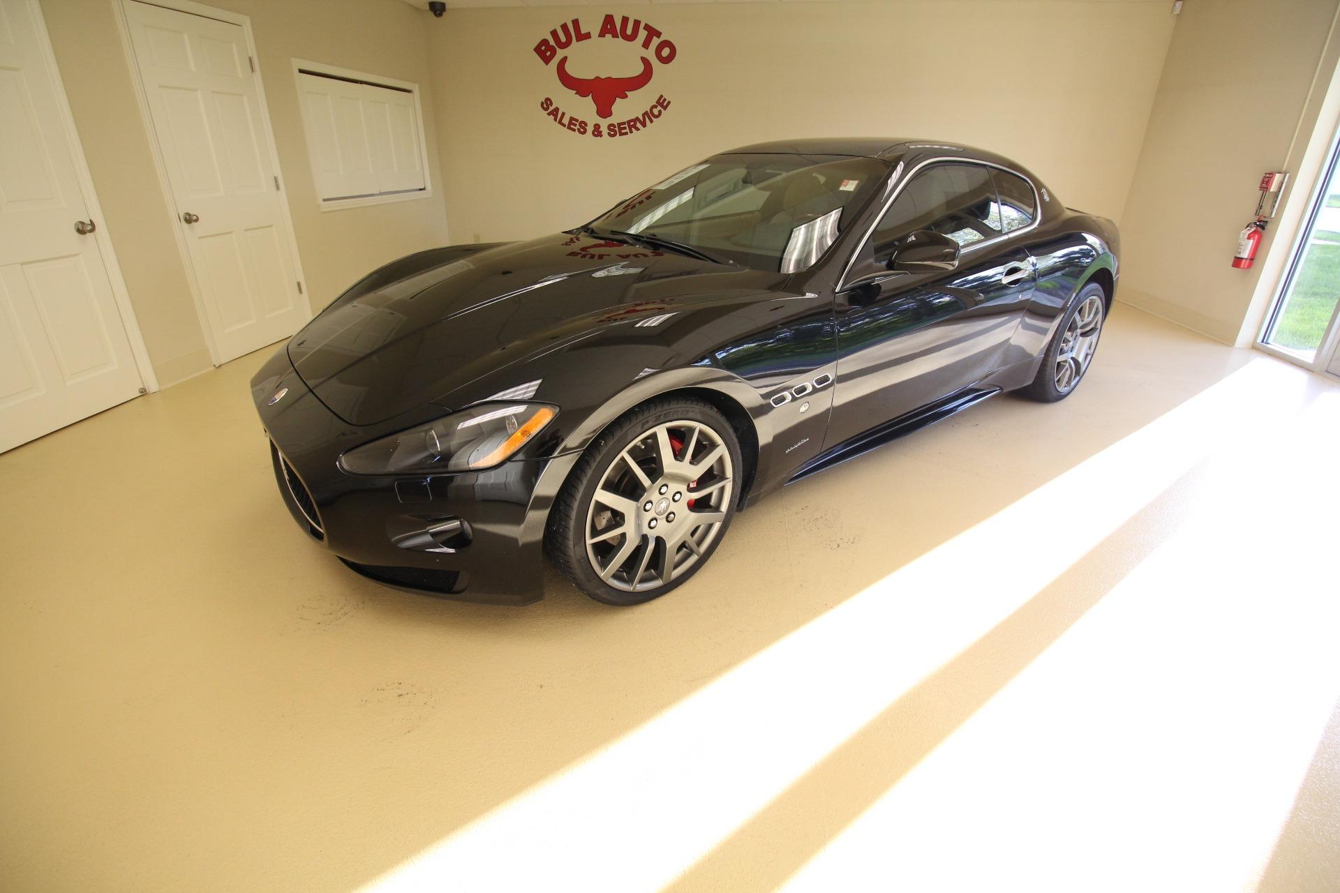 Used 2009 Maserati GranTurismo GTS S Cambiocorsa | Albany, NY
